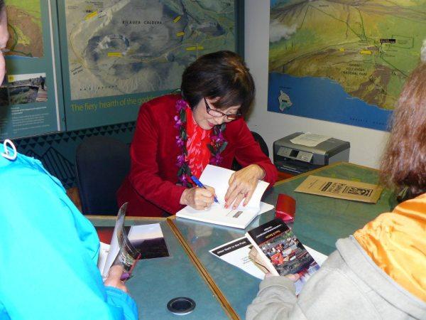 book signing kapoho