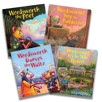 4 WordsworthBooks